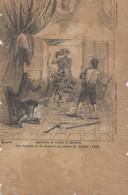 Histoire - Château Des Tuileries - Apparition Ombre De Mirabeau Armoire De Fer - Squelette - Caricature - Historia