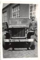 Photo - Jeep MP Régulation Routière - Krieg, Militär