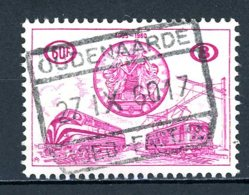 BE    TR  369    Obl      ---      Parfait état  --  Belle Oblitération Centrale Oudenaarde - 1952-....