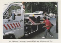 Métiers - Dépannage - Voiture - Automobile - Quai De La Mégisserie 1988 - Mestieri