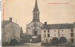 CPA 54 Meurthe Et Moselle Neufmaisons L'Eglise Chicorée - France