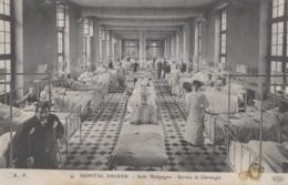 Santé - Hôpital Necker Paris 75 - Militaire - Salle Malgaigne - Service De Chirurgie - Health