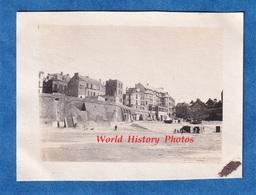 Photo Ancienne Snapshot - BOULOGNE Sur MER Ou Environs - Plage à Situer - Pas De Calais Port - Bateaux