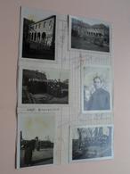 1936-37 NOVICIAT Nieuwenhove ( Le Cloitre / Vacance / Korbeek-Lo / Rhétorique R.P.Foucher .......) Zie Foto's ! - Religione & Esoterismo