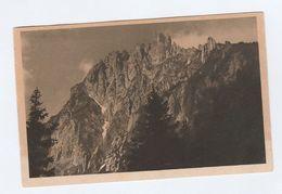 Old Postcard DREI SCHWESTERN PARTIE , LIECHTENSTEIN Mountain - Liechtenstein