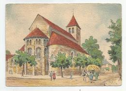 58 Nièvre Cosne Sur Loire église St Aignan Barre Dayez Bd 2174 B - Cosne Cours Sur Loire