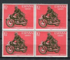 Sahara 1971 Edifil 292 X 4 ** MNH. - Sahara Español