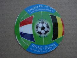 """Carte Téléphonique Prépayée """" Phoneurope """"  (utilisé). - Frankrijk"""