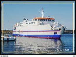 """56  GROIX  ....   Ferry  Le """" ST  TUDY """" - Groix"""