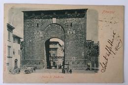 V 12017 Firenze - Porta S. Frediano - Firenze