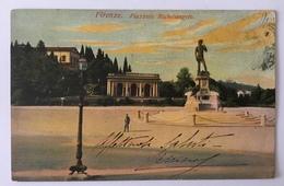 V 12018 Firenze - Piazzale Michelangelo - Firenze