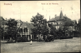 Cp Duisburg Im Ruhrgebiet, Partie An Der Monning - Allemagne