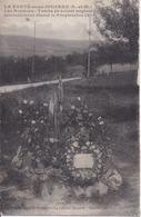 77 LA FERTÉ-SOUS-JOUARRE - Les Bondons -Tombe De Soldat Anglais Mortellement Blessé Le 9 Septembre 1915 Photo BRINDELET - La Ferte Sous Jouarre