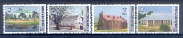 C74- Swaziland 1996 Architecture Local Landmarks Church Court Law. - Switzerland