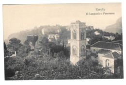 Italie. Ravello, Il Campanile E Panorama  (10173) - Italia