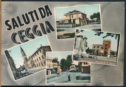 °°° 14660 - SALUTI DA CEGGIA - VEDUTE (VE) 1960 °°° - Other Cities
