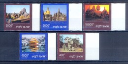 C81- Vietnam Viet Nam 1996 Asian Landscapes Of Thailand Indonesia India. - Vietnam