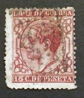 SPAGNA 1877 - Impuestos De Guerra
