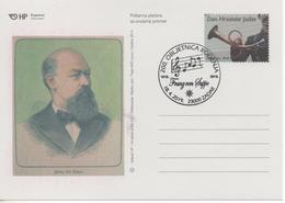 Croatia, Music, F. Von Suppe Austrian Composer Born In Split Croatia - Musik