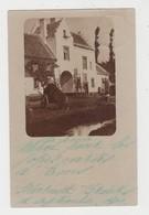 Lummen FOTOKAART La Ferme Van Een Kasteel (?)  Gedateerd 1900 - Lummen