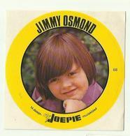 "**Oude JOEPIE- Muziekblad Sticker     ** = """" JIMMY  OSMOND """" - Autres"
