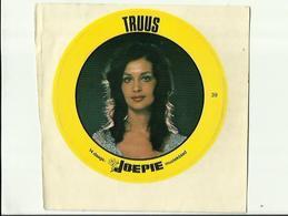 "**Oude JOEPIE- Muziekblad Sticker     ** = """" TRUUS"""" - Autres"