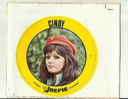 "**Oude JOEPIE- Muziekblad Sticker     ** = """" CINDY"""" - Autres"