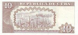 CUBA P. 117j 10 P 2008 UNC - Cuba