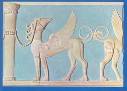 Kunst; Museum Heracleion; Greece; Greif Auf Stucco; Big, Grandformat 167x118mm - Museen