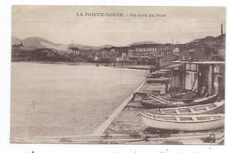 Marseille , La Pointe Rouge , Un Coin Du Port - Quartiers Sud, Mazargues, Bonneveine, Pointe Rouge, Calanques
