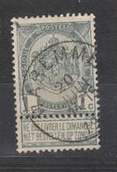 COB 53 Oblitération Centrale WAREMME - 1893-1907 Coat Of Arms