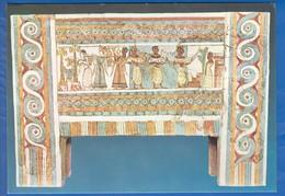 Kunst; Museum Heracleion; Greece; Sarcophagus Vom Hagia Triadha; Big, Grandformat 167x118mm - Museen