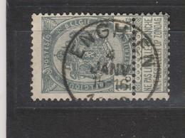 COB 53 Oblitération Centrale ENGHIEN - 1893-1907 Coat Of Arms