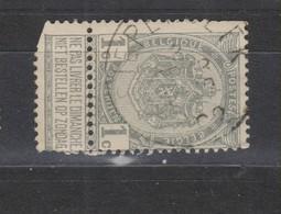 COB 53 Oblitération Centrale DIEPENBEEK Défaut - 1893-1907 Coat Of Arms