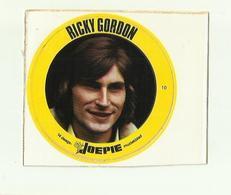 "**Oude JOEPIE- Muziekblad Sticker     ** = """" RICKY  GORDON"""" - Autres"