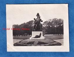 Photo Ancienne Snapshot - BOULOGNE Sur MER - Monument Aux Frères Coquelin - Comédie Française - Pas De Calais Théatre - Orte