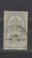 COB 53 Oblitération Centrale LIERRE - 1893-1907 Coat Of Arms