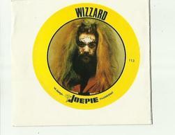 """**Oude JOEPIE- Muziekblad Sticker     ** = """"""""WIZZARD"""""""" - Autres"""