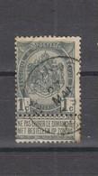 COB 53 Oblitération Centrale BEERINGEN - 1893-1907 Coat Of Arms