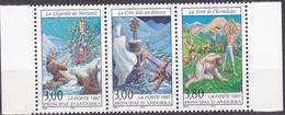 1997, Andorra, Fr., 514/16, Sagen Und Legenden. MNH **, - Ungebraucht