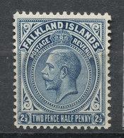 FALKLAND ISLANDS  HINGED STAMP - Stamps