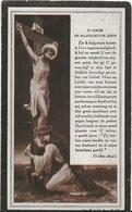 DP. MARIA VAN DE WALLE ° RUYSSELEDE 1843- + NEVELE 1920 - Religion & Esotérisme
