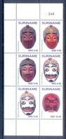 C141- Surinam Suriname 2017. Masks Culture. - Surinam