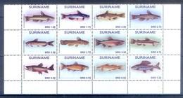 C143- Surinam Suriname 2017. Marine Mammals Fish Poisson. - Fishes