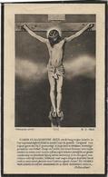 DP. EMIEL HENNION ° MEERENDRE 1868- + DE PINTE 1929-  IN LEVEN SECRETARIS DER GEMEENTE DE PINTE - Religion & Esotérisme