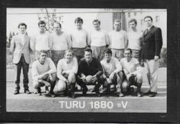 AK 0375  Fussballclub Düsseldorf TURU 1880 EV - Spieler Ca. Um 1950-60 - Fussball