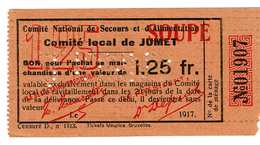Lot Noodgeld Belgie - [ 2] 1831-... : Royaume De Belgique