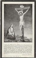 DP. LAMBERTINE BOURGUIGNON ° VAUX-BORSET 1861- + AINEFFE 1922 - Religion & Esotérisme