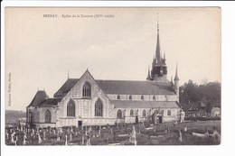 BERNAY - Eglise De La Couture - Bernay
