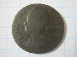 Farthing 1754 - 1662-1816: Ende 17. Jh. - Anfang 19. Jh.